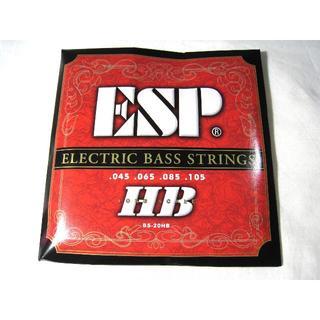 ESP エレキベース弦 BS-20HB LONG SCALE 045-105(弦)