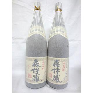 森伊蔵酒造 森伊蔵 芳醇無比 かめつぼ焼酎 1800ml  2本セット(焼酎)
