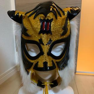 タイガーマスク デポタグサインあり(格闘技/プロレス)