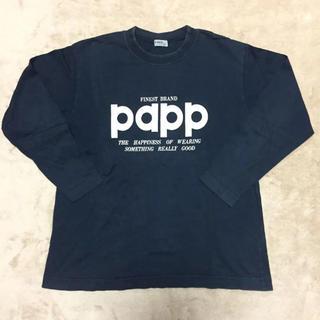 パプ(papp)の140㎝ キッズ ロンT papp(Tシャツ/カットソー)