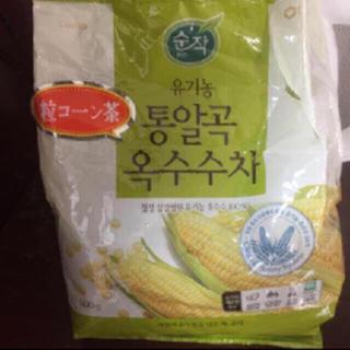 カルディ(KALDI)の粒 コーン茶 500g♡(茶)