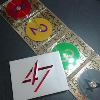 関ジャニ∞ 47 Live Tour DVD 初回限定