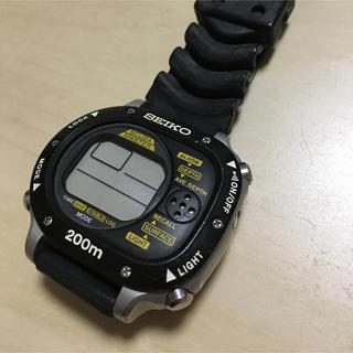 セイコー(SEIKO)のSEIKO セイコー 腕時計 M726-5A10 スキューバマスター メンズ(腕時計(デジタル))