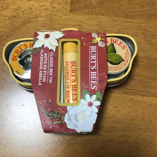 バーツビーズ(BURT'S BEES)の新品 バーツビーズ スキンケアセット(リップケア/リップクリーム)