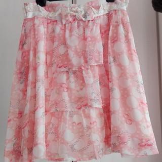アールエフ(R・F)の美品!アール・エフ♥スカート(ひざ丈スカート)