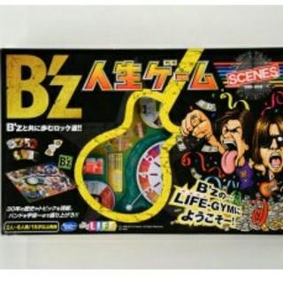 B'z  人生ゲーム 新品未開封(人生ゲーム)