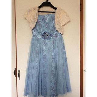 エメ(AIMER)のウェディングドレス お色直し パーティドレスにも(ウェディングドレス)
