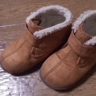 ムジルシリョウヒン(MUJI (無印良品))の無印良品 子供用ブーツ 15㎝(ブーツ)