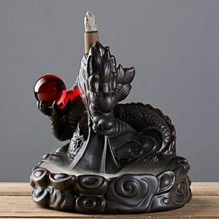 龍 お香 香炉 置物 ゆうパック(お香/香炉)
