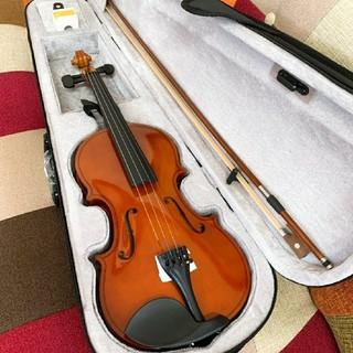 全国送料無料 ヴァイオリン ブラウン ゆうパック(ヴァイオリン)