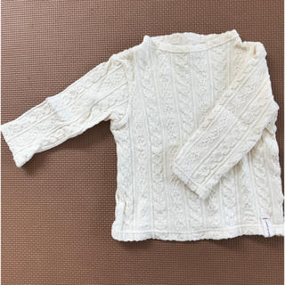 センスオブワンダー(sense of wonder)のセンスオブワンダー  カットソー 90cm(Tシャツ/カットソー)