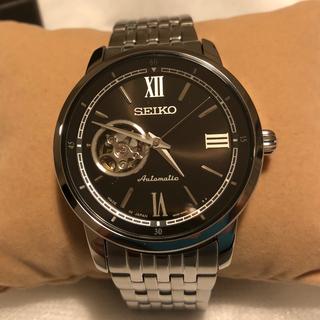 セイコー(SEIKO)のSEIKO プレサージュ 自動巻 24石(腕時計(アナログ))