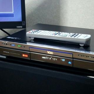 ヒタチ(日立)の日立 DVDレコーダー DV-DH500D 500GB 2番組同時録画(DVDレコーダー)