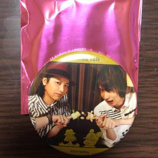 アニメイトカフェ 鳥セツ 缶バッジ(その他)