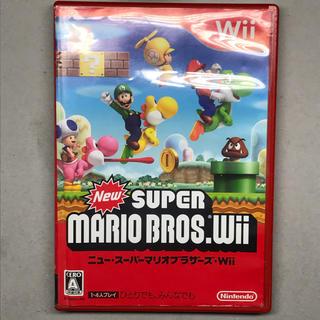 ウィー(Wii)のスーパーマリオブラザーズ Wii (家庭用ゲームソフト)