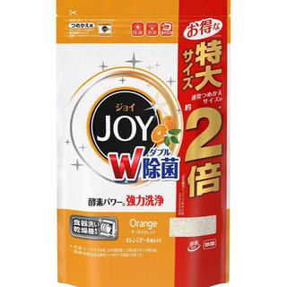 食洗機用 ジョイ 食洗機用洗剤 オレンジピール成分入り 詰め替え 特大 930g(食器洗い機/乾燥機)