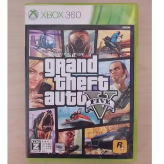 エックスボックス360(Xbox360)のXbox360版 GTA5(家庭用ゲームソフト)