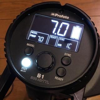 キヤノン(Canon)のProfoto B1 極美品 プロフォト(ストロボ/照明)