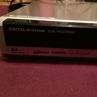 パナソニック(Panasonic)のパナソニック VIERA Link(DVDレコーダー)