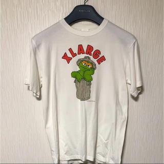 エクストララージ(XLARGE)のTシャツ セサミストリート コラボ オスカー(Tシャツ/カットソー(半袖/袖なし))