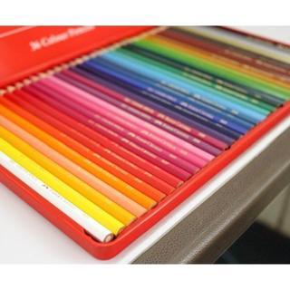 多色!36色セット ファーバーカステル 油性色鉛筆平缶(鉛筆)