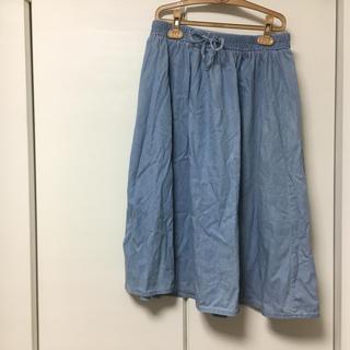 シマムラ(しまむら)のしまむら♡スカート(ひざ丈スカート)