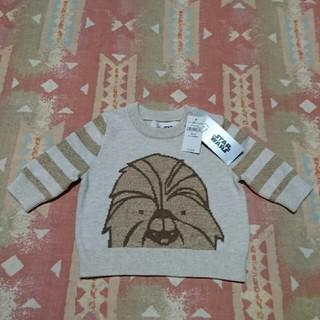 ベビーギャップ(babyGAP)の【baby Gap STAR WARS】セーター(ニット/セーター)