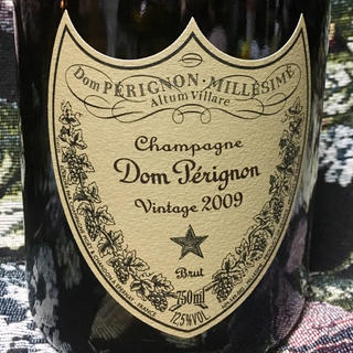 ドンペリニヨン(Dom Pérignon)のドンペリ 2009 2本セット(シャンパン/スパークリングワイン)
