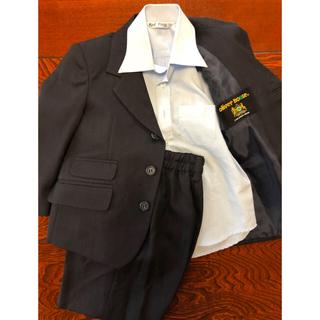 男の子  スーツ  紺  100サイズ(ドレス/フォーマル)