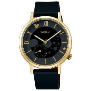 セイコー(SEIKO)のSEIKO WIRED ミッキーマウス スクリーンデビュー90周年記念限定時計(腕時計(アナログ))