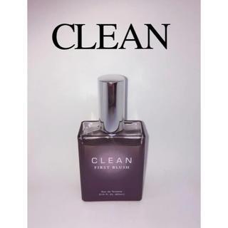 クリーン(CLEAN)の美品☆CLEAN FIRST BLUSH EDT SP 60ml 香水(香水(女性用))