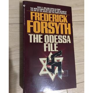 The Odessa File(洋書)