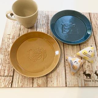 ハサミ(HASAMI)の美濃焼 新品 プレートセット ☻ 波佐見焼 白山陶器 クラスカ イデー 九谷焼(食器)