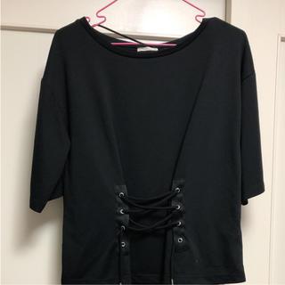 ジーユー(GU)のジーユー(Tシャツ(半袖/袖なし))