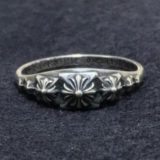 正規品 クロムハーツ Chrome Hearts タイニーピラミッドリング(リング(指輪))
