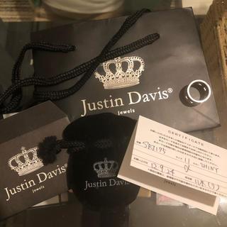 ジャスティンデイビス(Justin Davis)のジャスティンデイビス 指輪 11号(リング(指輪))