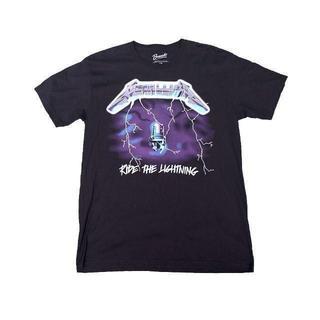 アーバンアウトフィッターズ(Urban Outfitters)の【美品】メタリカ Metallica Tee(Tシャツ/カットソー(半袖/袖なし))