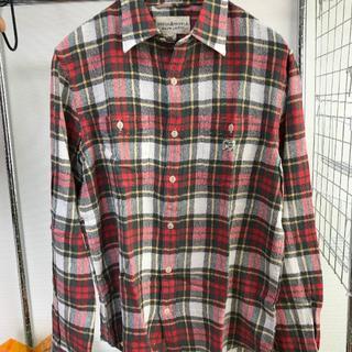 デニムアンドサプライラルフローレン(Denim & Supply Ralph Lauren)の【新品未使用】Denim & Supply ダブルガーゼチェックシャツ(シャツ)