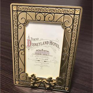 ディズニー(Disney)のディズニー ホテル 2008 フォトフレーム ミッキー ミニー(フォトフレーム)