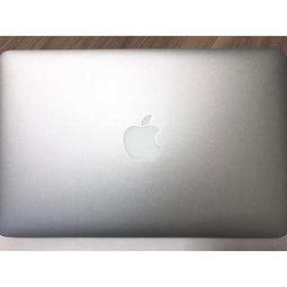 マック(Mac (Apple))のMacBook air 2012 美品(ノートPC)