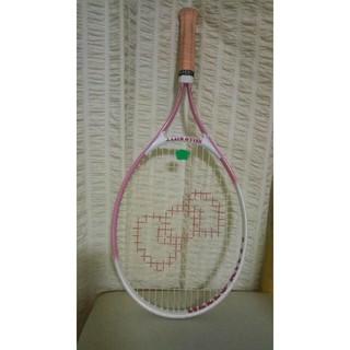 ハローキティ キッズテニスラケット(テニス)