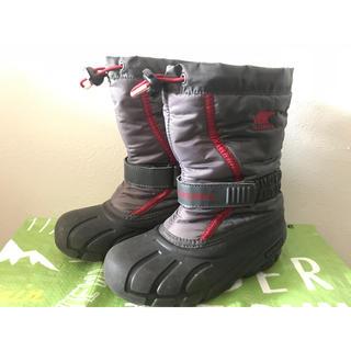 ソレル(SOREL)のSorel ソレル スノーブーツ 19cm(ブーツ)