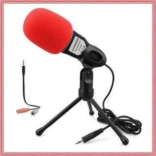 マイク セット 変換ケーブル付き 高音質 集音 コンデンサ式(マイク)
