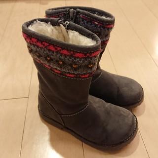オシュコシュ(OshKosh)のノルディック柄 ブーツ 16cm(ブーツ)