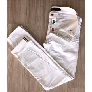 ダブル(DOWBL)のDOWBL(ダブル) side Italy line pants(チノパン)