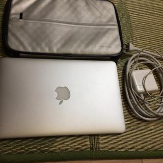 マック(Mac (Apple))のmac book air 2011 mid 11インチ 128gb(ノートPC)