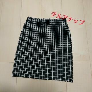 チルアナップ(CHILLE anap)の♡チルアナップ スカート (ミニスカート)
