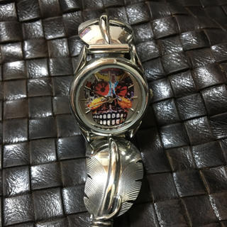 チチカカ(titicaca)のナバホ  LENA PLATERO(レナ プラテロ) (腕時計)