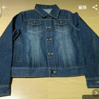 ナルミヤ インターナショナル(NARUMIYA INTERNATIONAL)のナルミヤインターナショナル  ジージャン160cm(Tシャツ/カットソー)