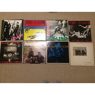 ザ・クラッシュのレコード‼️(ポップス/ロック(洋楽))